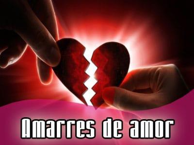 Amarres para tarot amor